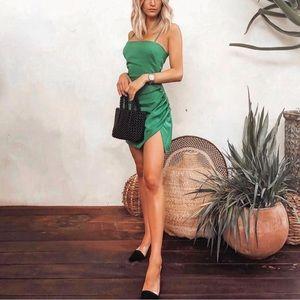 Ellis Mini Dress in Lucky Charm Lovers + Friends